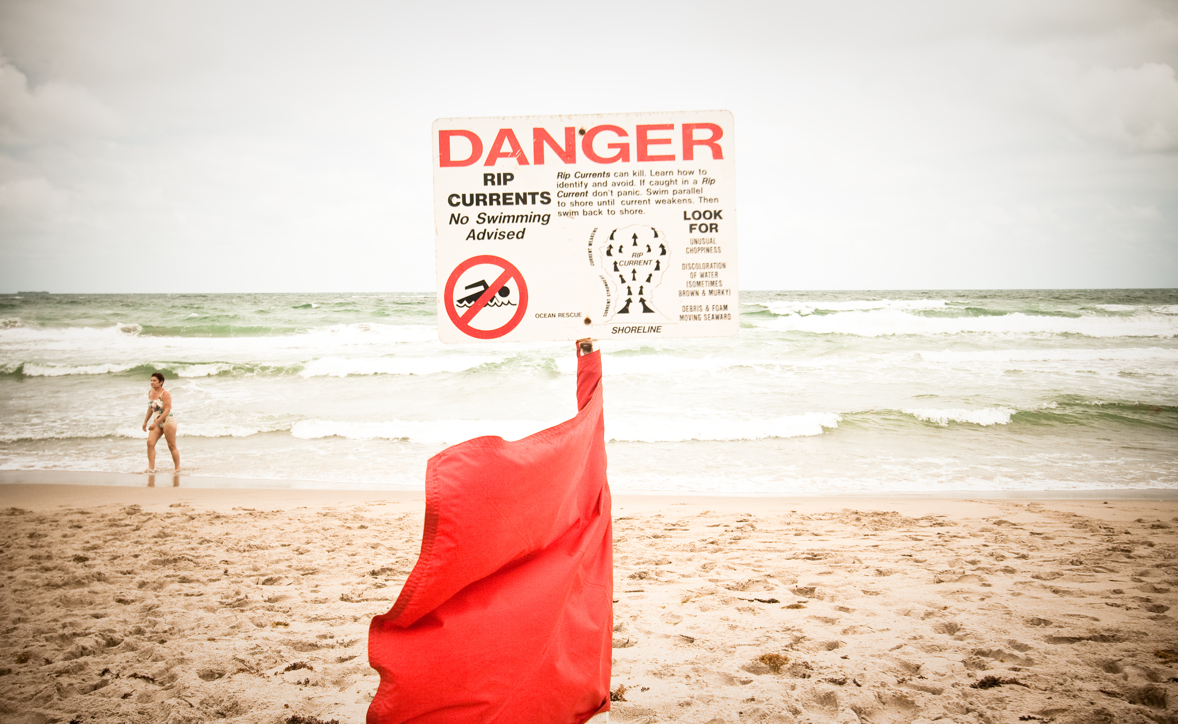 rip current, beach safety