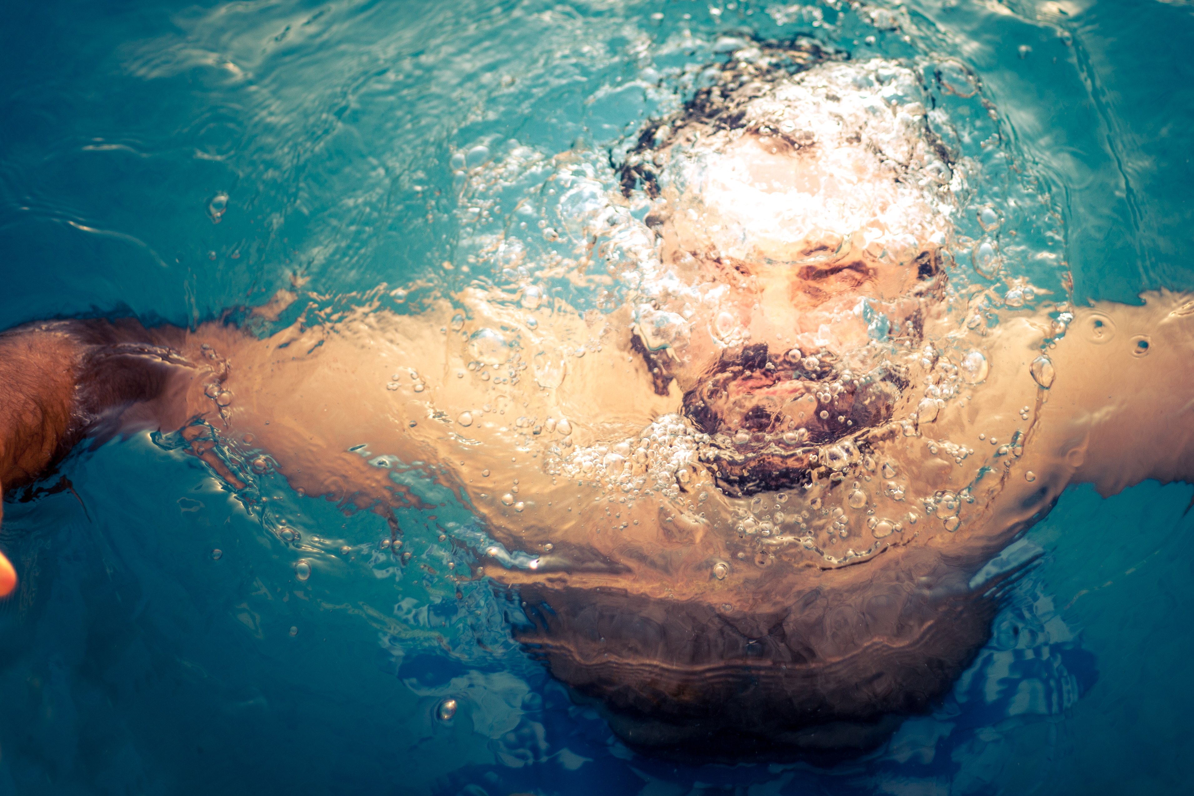 hearing underwater