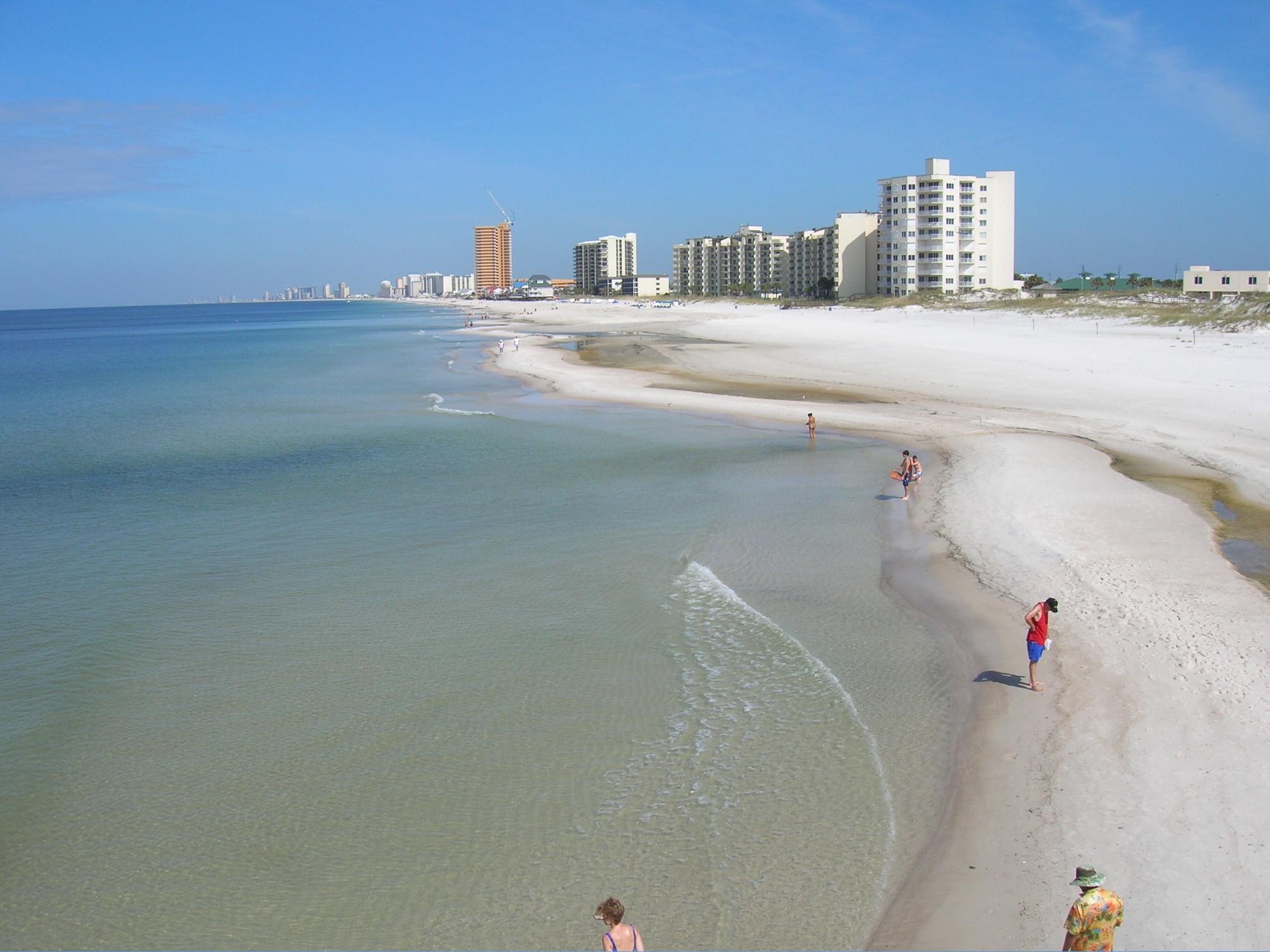 Beaches in Florida - Swim Guide