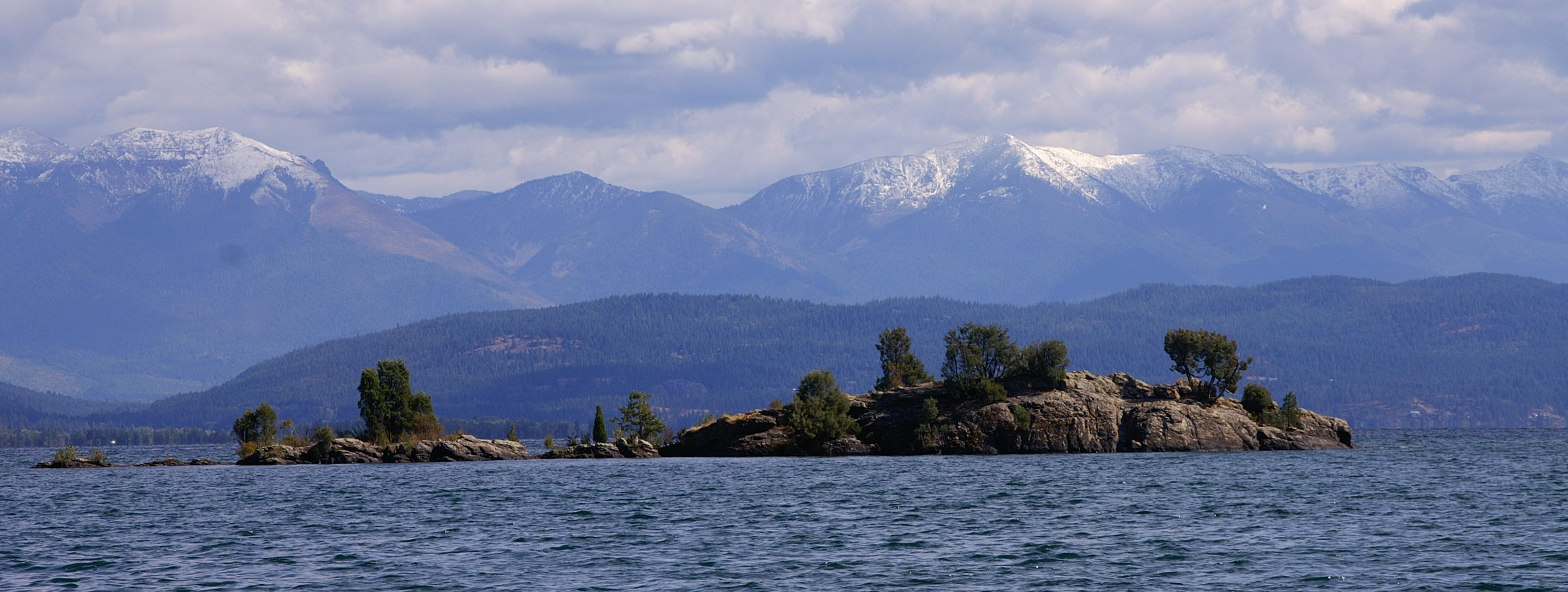 Flathead Lake, Montana, FLOW Swimmers