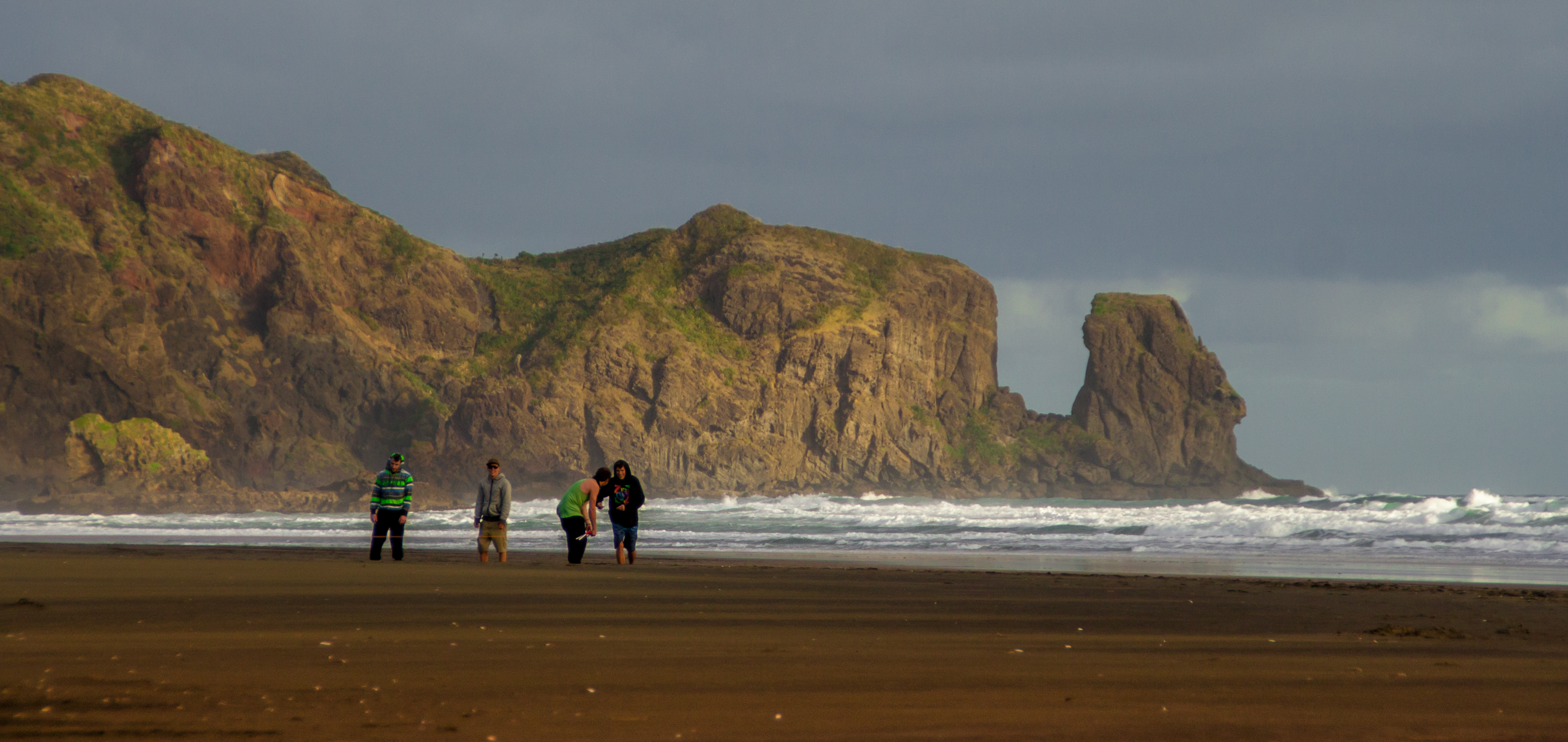Bethells Beach New Zealand
