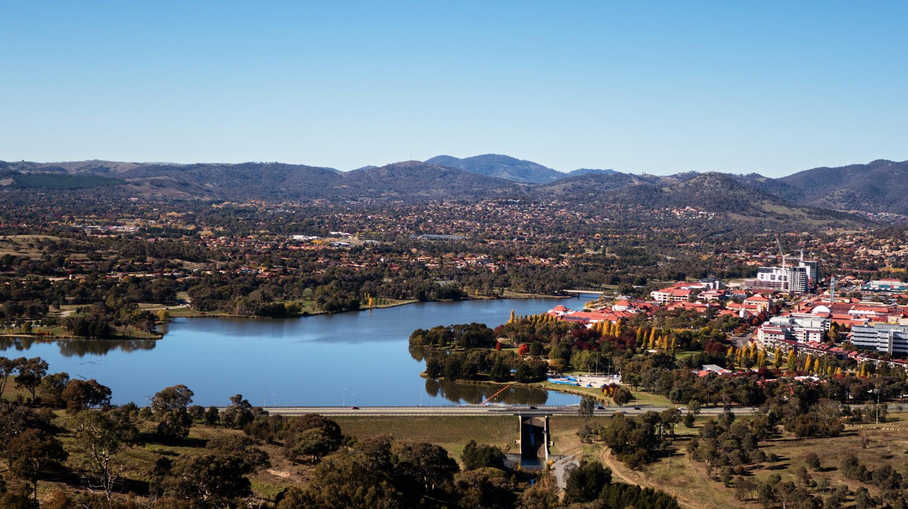 Lake Tuggeranong, Australian Capital Territory
