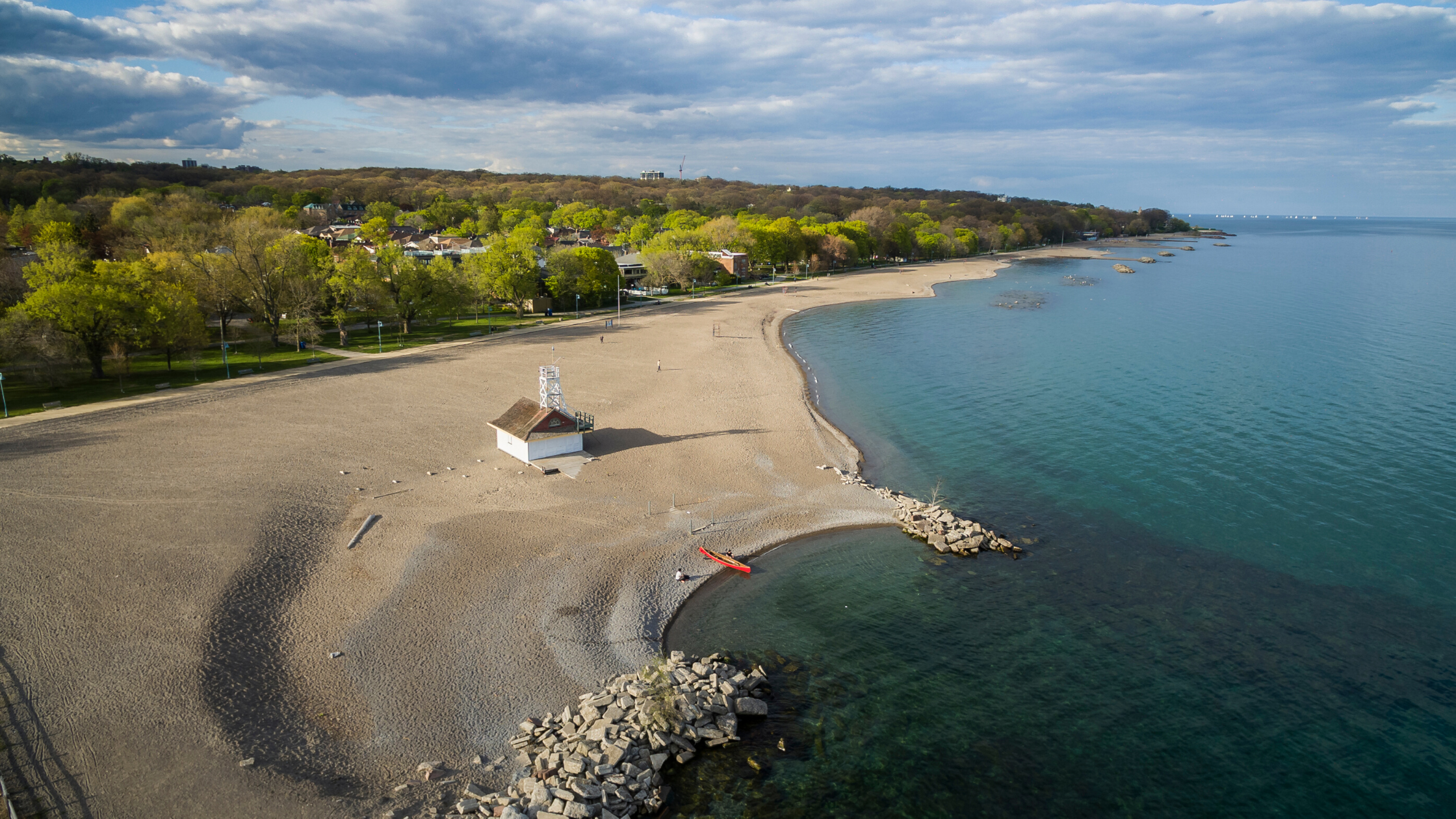 What You Need To Know About Beaches In Toronto During Covid 19 Coronavirus Swim Guide